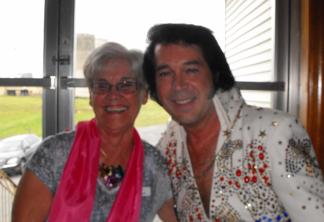 Mary Jane and Elvis