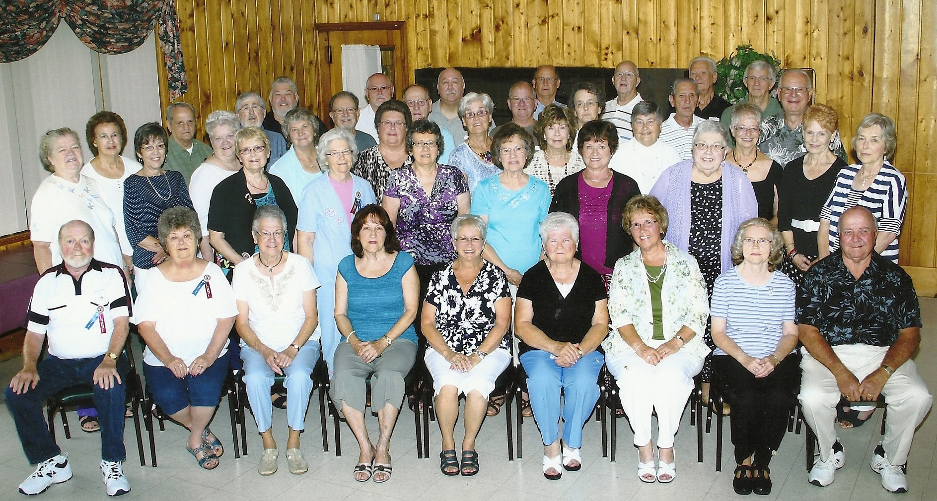 Group Picture - 54th Reunion - 2013